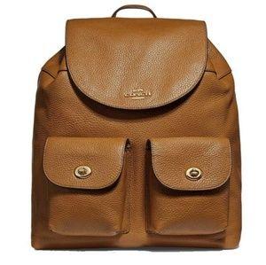 Nwt Coach wms Billie backpack purse